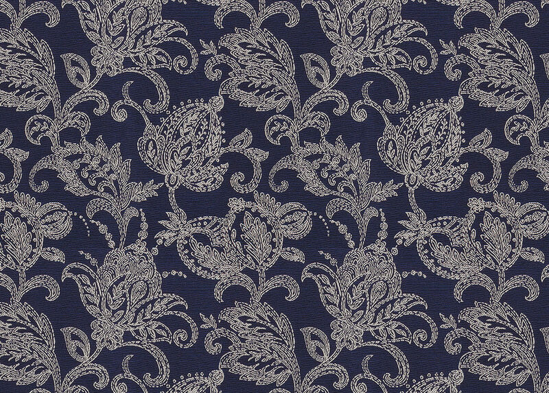 Gabriella Navy Fabric by the Yard ,  , large_gray