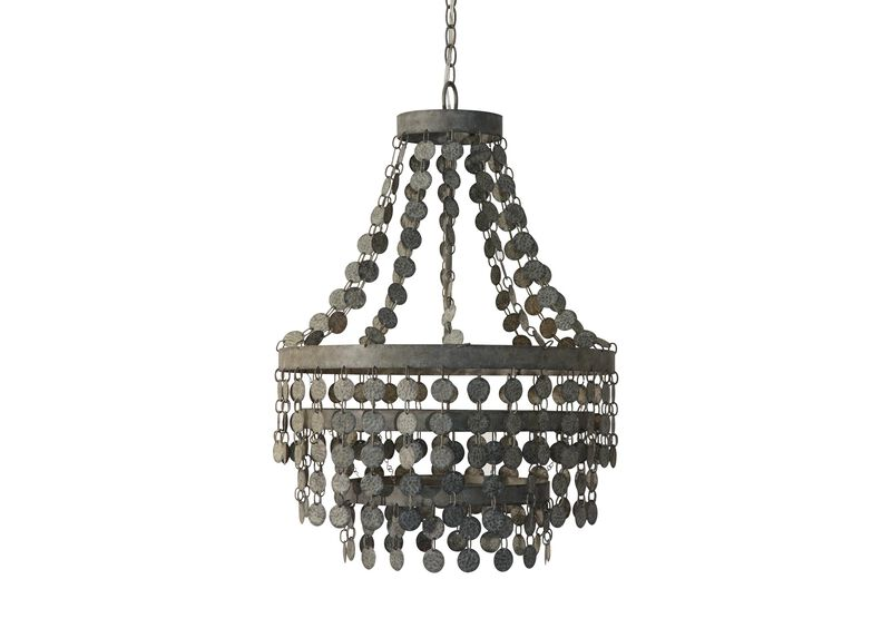 Hudson Chandelier ,  , large_gray
