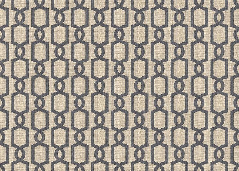 Mod Charcoal Fabric by the Yard ,  , large_gray