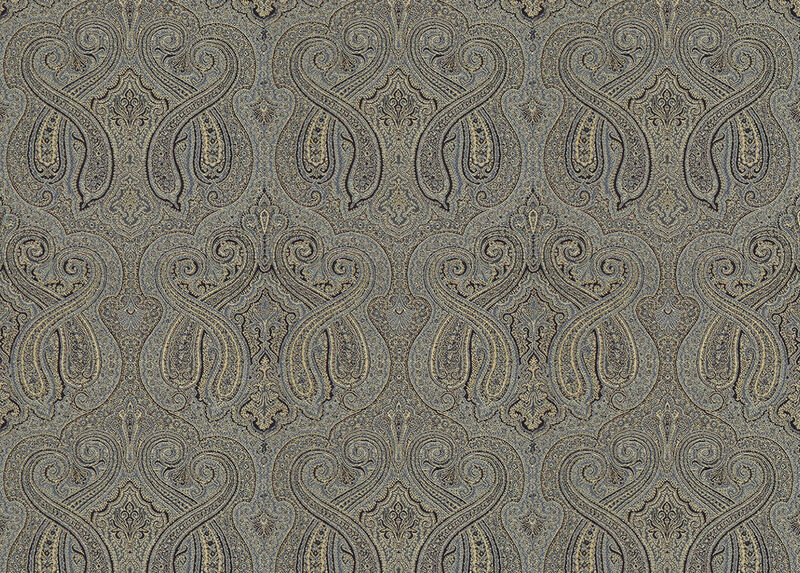 Marsyl Indigo Fabric by the Yard ,  , large_gray
