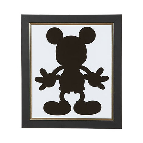 Mickey Silhouette IV ,  , large