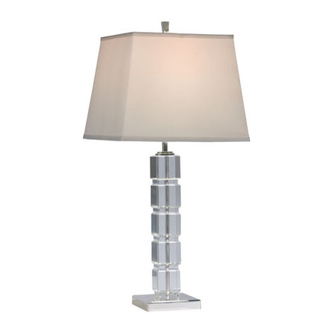 Crystal Blocks Table Lamp ,  , large