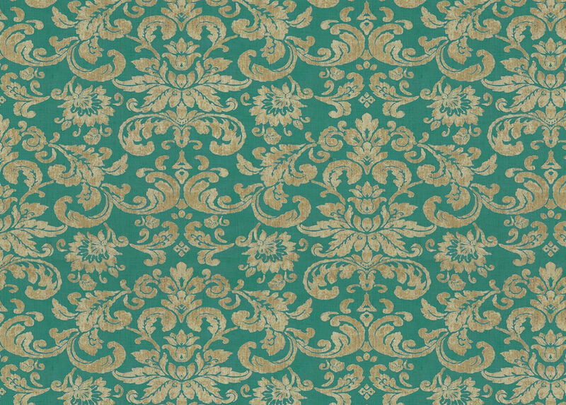 Kira Turquoise Fabric by the Yard ,  , large_gray