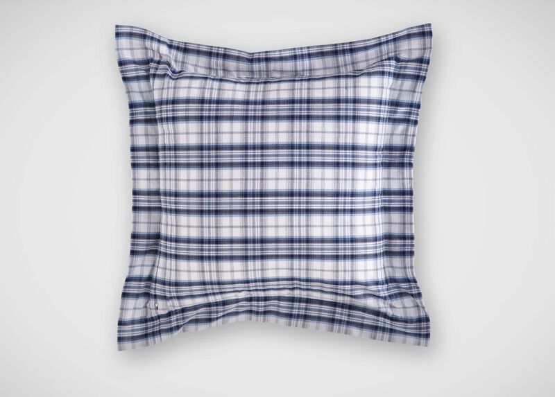 "Bryson Plaid 18"" Pillow ,  , large_gray"