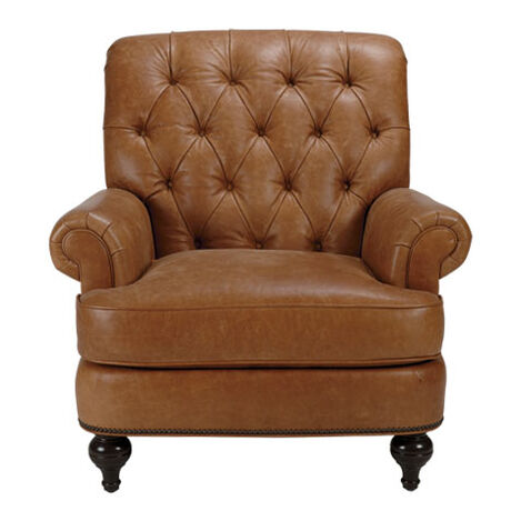 Shawe Leather Chair ,  , large
