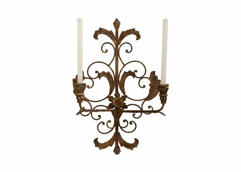 Helena Candle Sconce ,  , large_gray