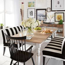 Quick Shop  Ethan Allen Dining Room Chairs