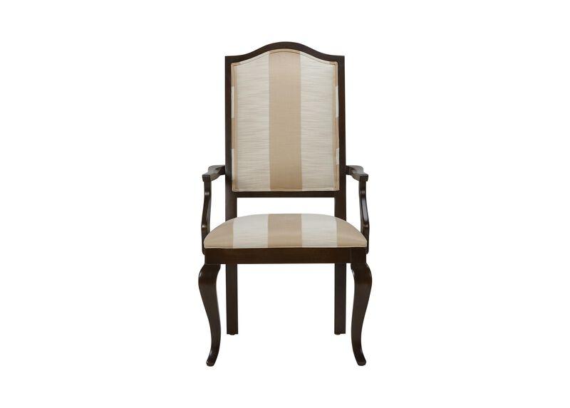 Hayden Cabriole-Leg Armchair ,  , large_gray