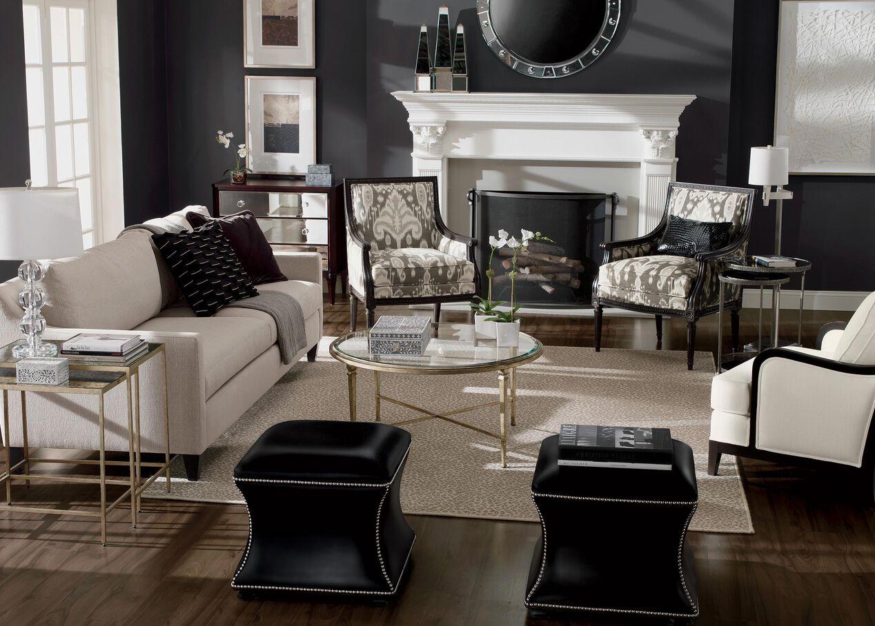Living Room Furniture Ethan Allen Monterey Sofa Sofas Loveseats