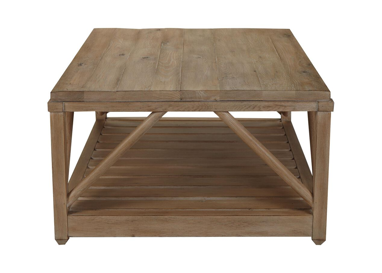 Coffee Table Small Beam Small Coffee Table Ethan Allen