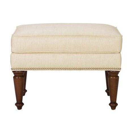 Hartwell Ottoman ,  , large