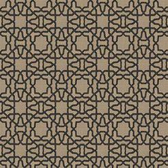 Mazy Black Fabric ,  , large