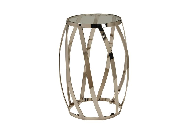 Nickel Twist Table ,  , large_gray