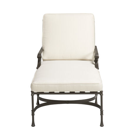 Biscayne Adjustable Chaise , , large - Shop Outdoor Furniture Outdoor Furniture Collections Ethan Allen