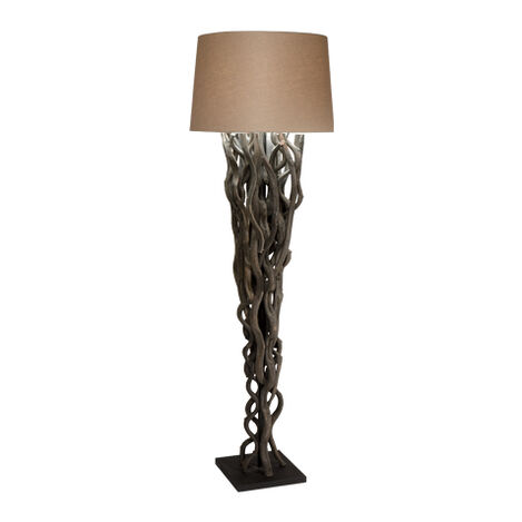 Chandler Slate Floor Lamp ,  , large