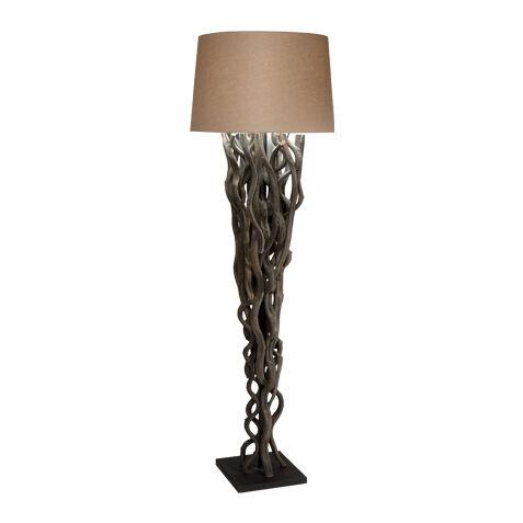 Chandler Slate Floor Lamp , , large