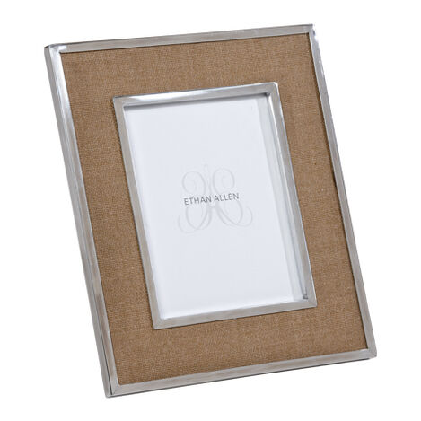 "Natural Wool 8"" x 10"" Photo Frame ,  , large"
