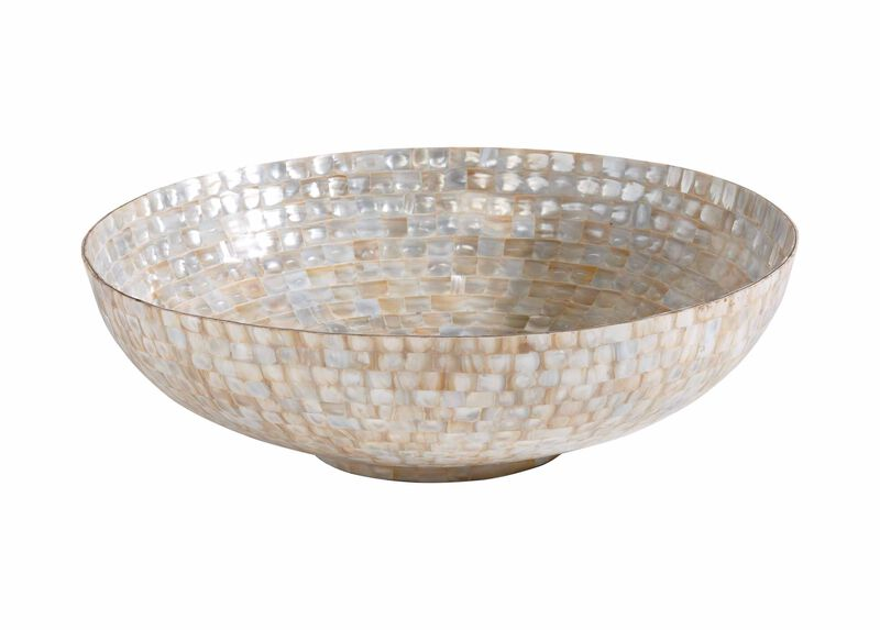 Ivory Mother-of-Pearl Bowl ,  , large_gray