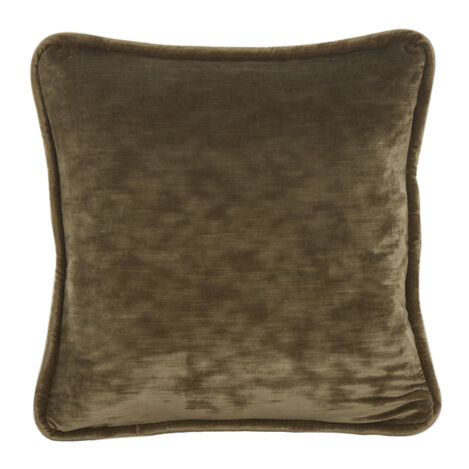Bronze Velvet Pillow ,  , large