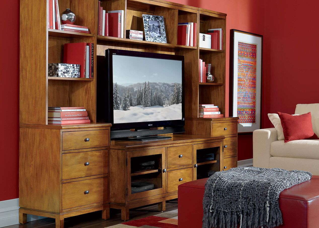 Living Room Media Cabinet Hawke Media Center Media Cabinets
