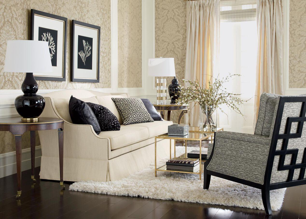 Living Room Furniture Ethan Allen Grayson Chair Ethan Allen
