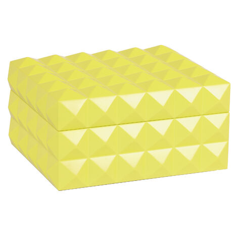 Chartreuse Studded Box ,  , large