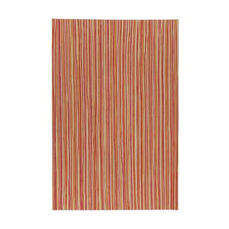 Pencil Stripe Rug, Multi Pink ,  , large