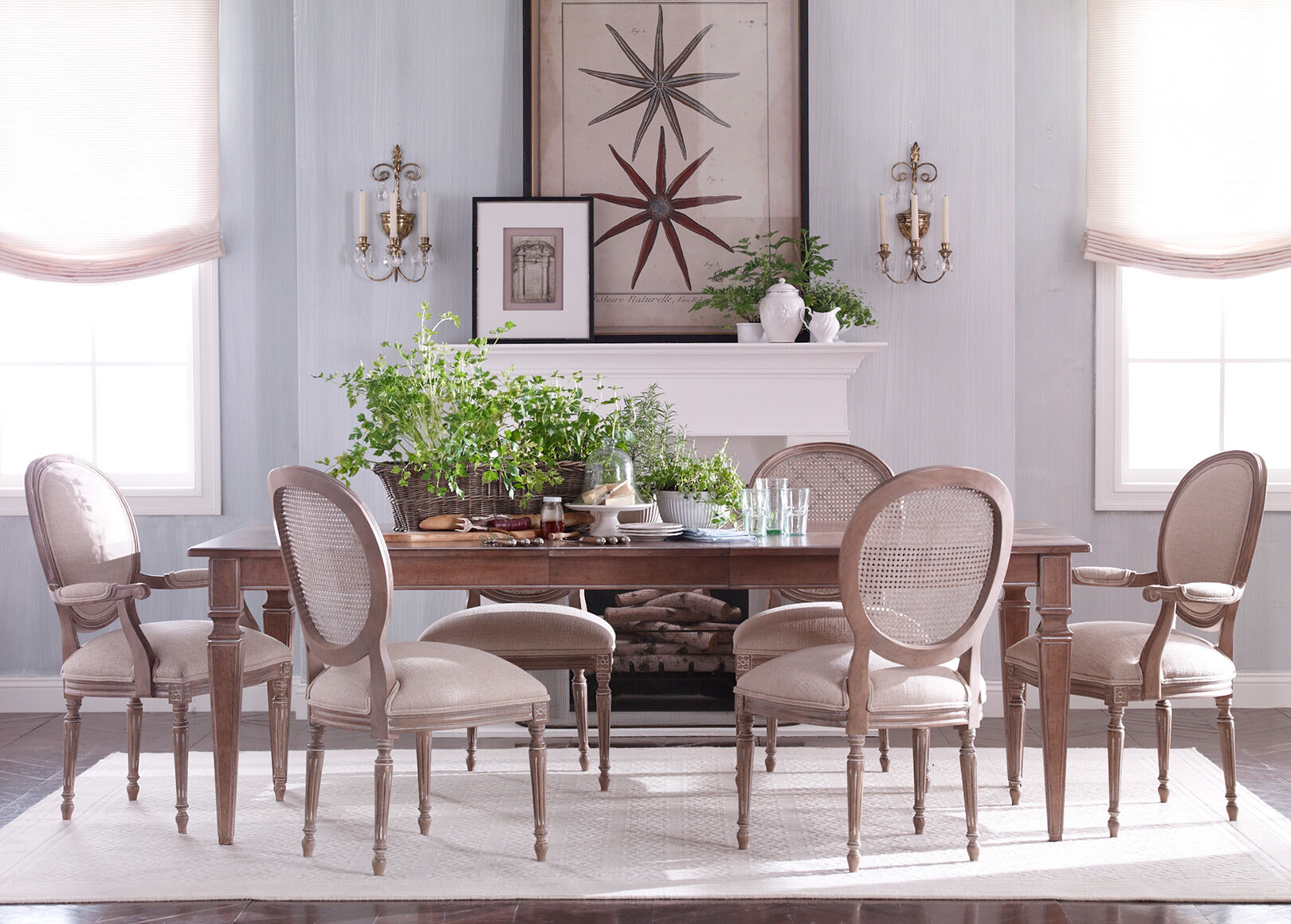 Avery Extension Dining Table , , Alt  Ethan Allen Dining Room Chairs