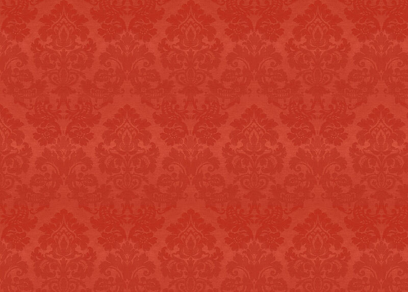 Winslow Coral Fabric by the Yard ,  , large_gray