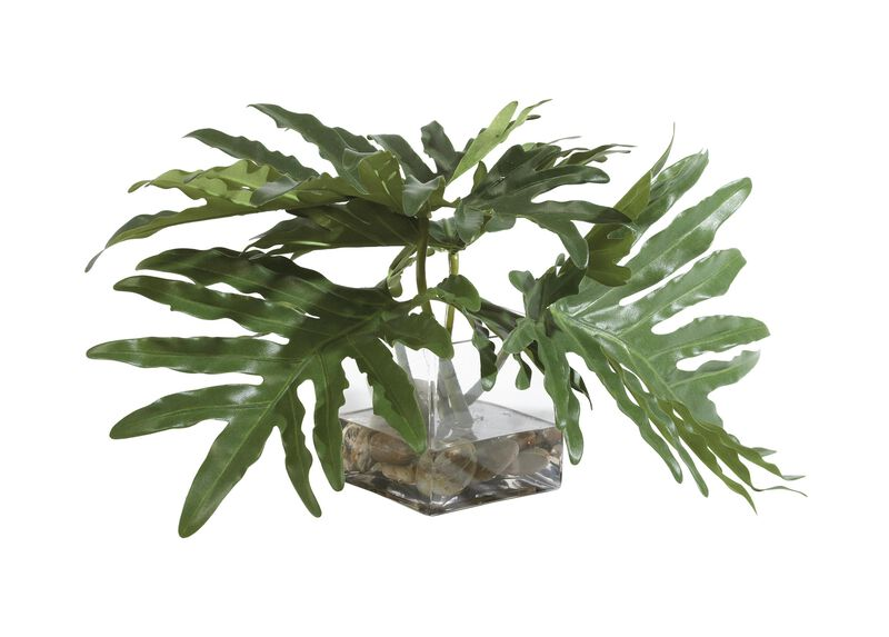 Tropical Leaf Watergarden ,  , large_gray