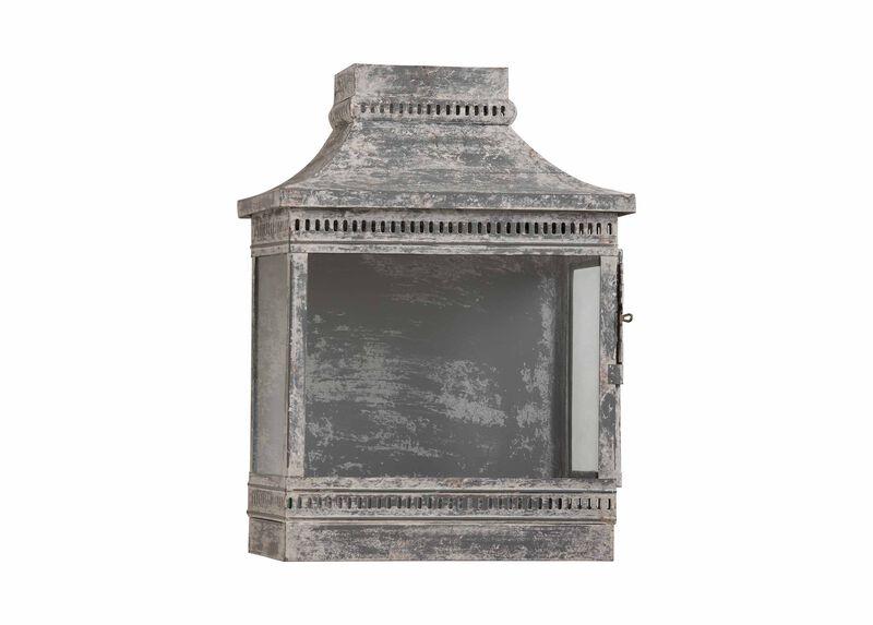 Galvanized Wash Wall Lantern ,  , large_gray