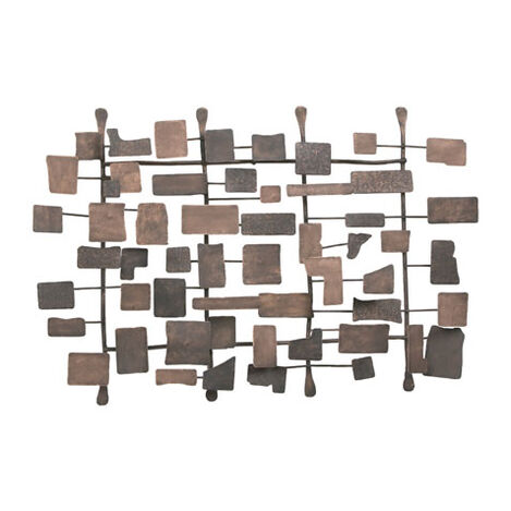 Metal Wall Sculpture ,  , large