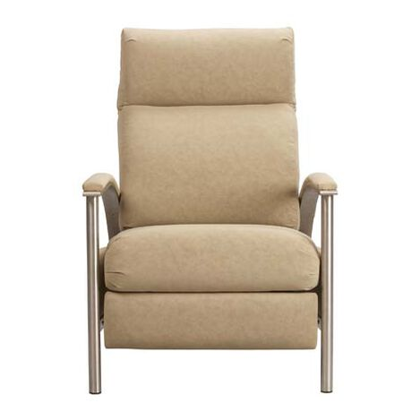 Shop Recliners Leather And Fabric Recliner Chairs