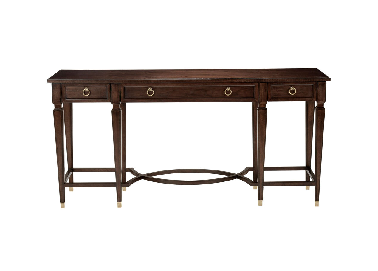 elmont console table console tables. Black Bedroom Furniture Sets. Home Design Ideas
