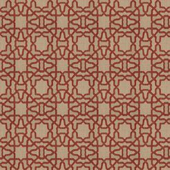 Mazy Red Fabric ,  , large