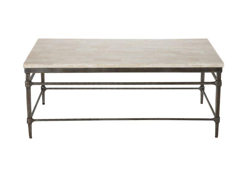 Vida Stone-Top Coffee Table ,  , large_gray