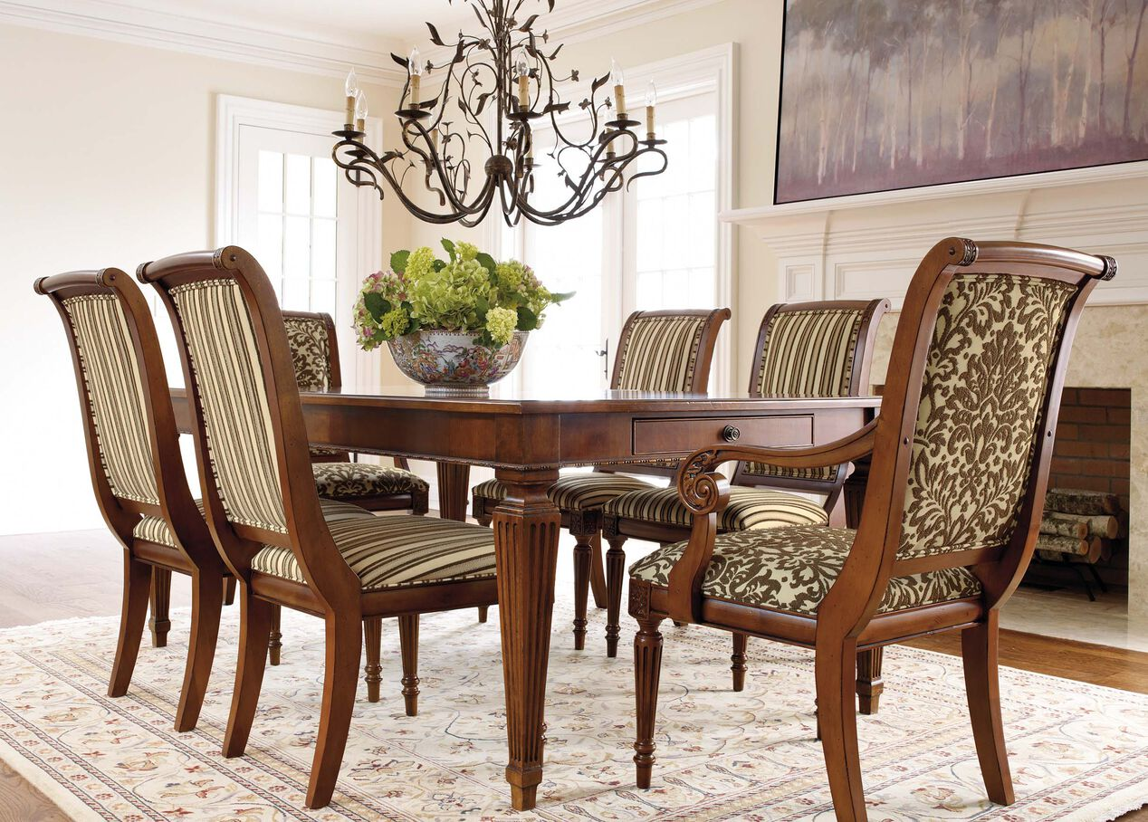 Adison Side Chair Side Chairs - Ethan allen dining room chairs