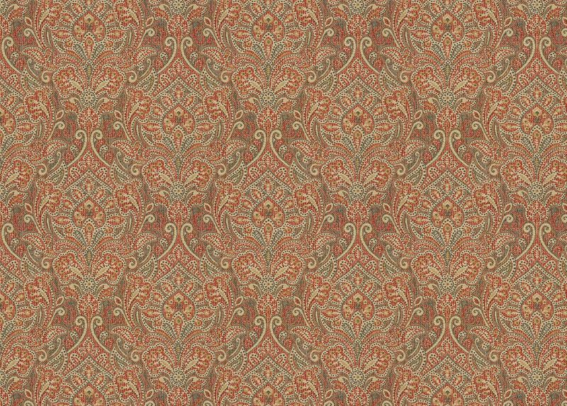 Faye Red Fabric by the Yard ,  , large_gray