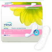 TENA Very Light Liners Long, incontinence liners, incontinence pads for women, light bladder leakage, lbl pad