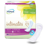 TENA Serenity Pads Heavy Long 1 Pack - 12 Count