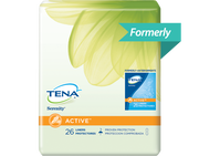 TENA Very Light Liners Regular 1 Pack - 26 Count