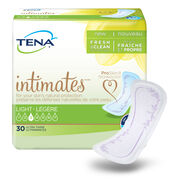 TENA Light Ultra Thin Light Incontinence Pads Regular 1 Pack - 30 Count