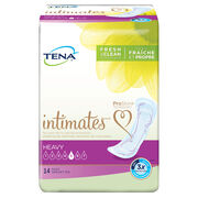 TENA Serenity Pads Heavy Regular 3 Packs - 168 Count