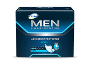Male incontience Pads, TENA MEN Guards, Male Guards, pads pack