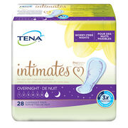 TENA Serenity Overnight Pads 3 Packs - 84 Count