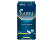 TENA MEN Protective Guards - 1 Pack 20 Count