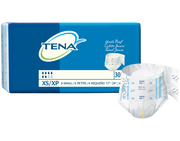 TENA Youth Briefs - 1 Pack 30 Count