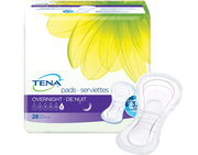 TENA Ultimate Overnight Pads 3 Packs - 84 Count