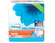 TENA - Culottes protectrices - Absorption ultime - TG