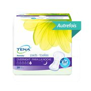 TENA  - Serviettes - Absorption ultime de nuit